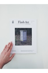 Flash Art Czech and Slovak edition English Issue No. 3 / 2017