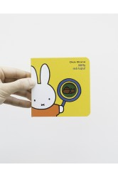 Miffy má lupu! – Dick Bruna