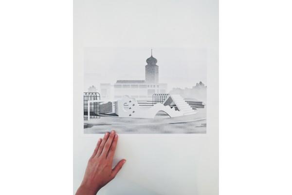 Plakát Hřiště, Jan Šrámek