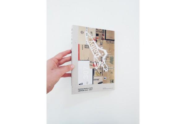 Dolby 307 / Katalog Ateliéru malby UMPRUM 2010–2017 – Eva Skopalová (ed.)