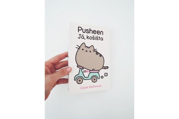 Pusheen / Já, košišta – Claire Beltonová