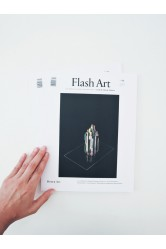 Flash Art Czech and Slovak edition No. 44/ June – August 2017