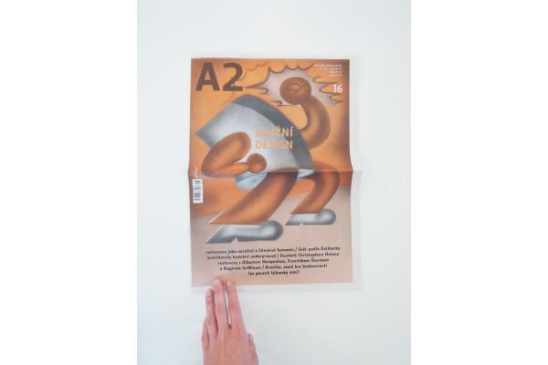 A2 – číslo 16/2017/ KNIŽNÍ DESIGN