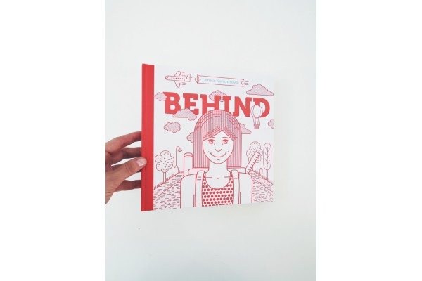 BEHIND – Lenka Kohoutová