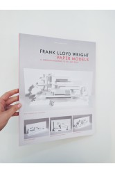 Frank Lloyd Wright Paper Models / 14 Kirigami Buildings to Cut Out and Fold