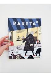 Raketa č. 12 Časopis pro děti chytrých rodičů / Chlupaté číslo