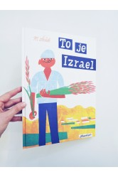 To je Izrael – Miroslav Šašek