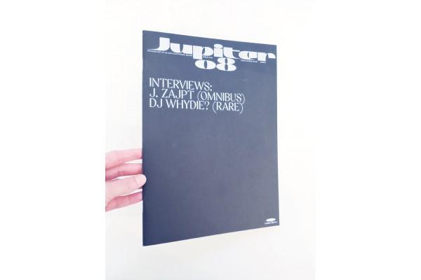 Jupiter 08 Issue 03 Bulletin / Magazine