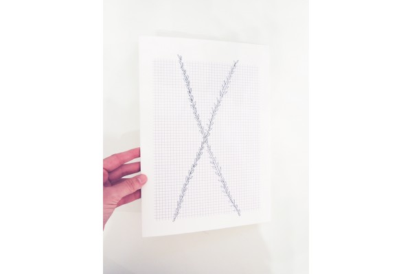 Časopis X no. 9 – Časopis o současné kresbě