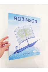 Robinson – Petr Sís