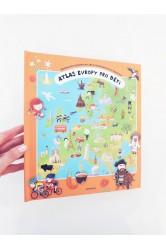Atlas Evropy pro děti – Oldřich Růžička, Tomáš Tůma