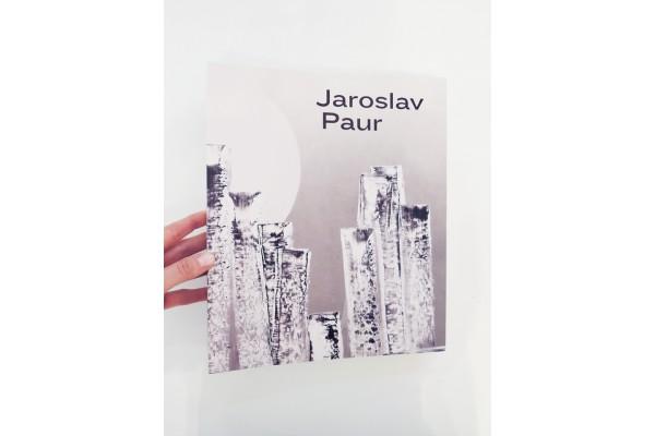 Jaroslav Paur – Monografie