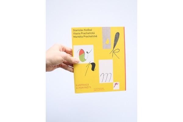 Stanislav Kolíbal, Vlasta Prachatická, Markéta Prachatická – Ilustrace a portréty / Ilustrations and Portraits