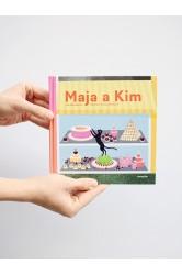 Maja a Kim - Iva Mrkvičková