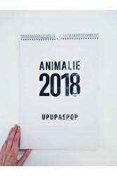 Kalendář 2018- ANIMÁLIE