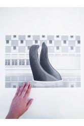 Plakát dva lachtani / Zvláštní okolnosti – Jan Šrámek