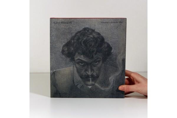 Karel Hlaváček, výtvarné a kritické dílo (lehce poškozená obálka)