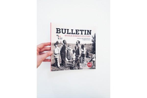 Bulletin muzea romské kultury 25/2016