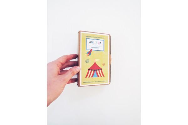 Abeceda / krabička – Martina Hamouzová