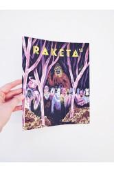 Raketa č. 13. Časopis pro děti chytrých rodičů / Strašidelná