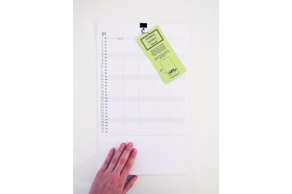 Dokresli, navrhuj / kalendář
