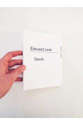 Deník – Édouard Levé