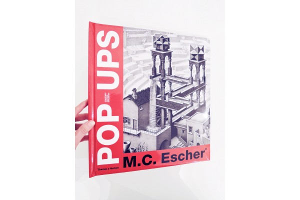 M.C. Escher / Pop-Ups – Courtney Watson McCarthy