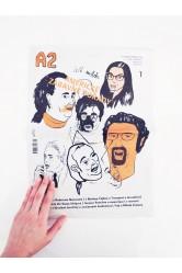 A2 – číslo 1/2018 /AMERICKÉ ZÁBAVNÉ POŘADY