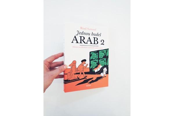 Jednou budeš Arab 2 / Dětství na blízkém východě (1978-1984) – Sattouf Riad