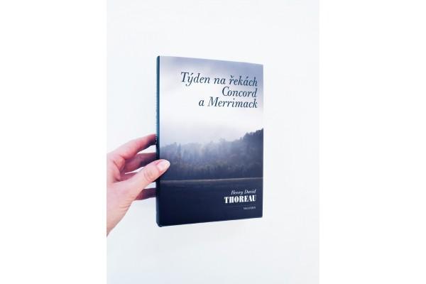 Týden na řekách Concord a Merrimack – Henry David Thoreau