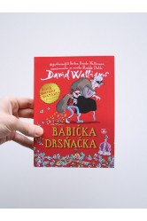 Babička drsňačka – David Walliams