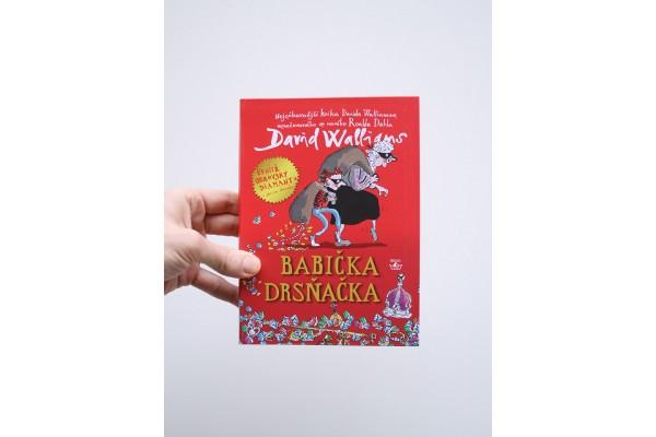 Babička drsňačka – David Walliams