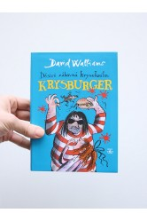 Krysburger – David Walliams