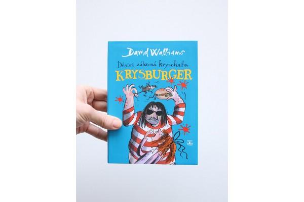 Krysburger – David Walliams