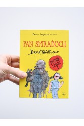 Pan Smraďoch – David Walliams