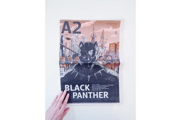 A2 – číslo 5/2018 / Black Panther
