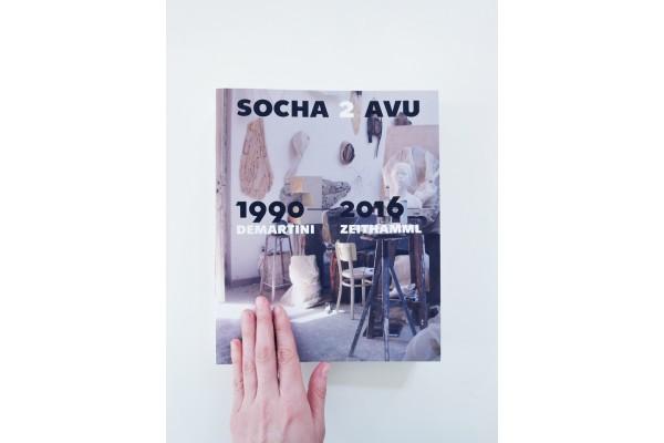 Socha 2 AVU 1990–2016 / Demartini – Zeithamml