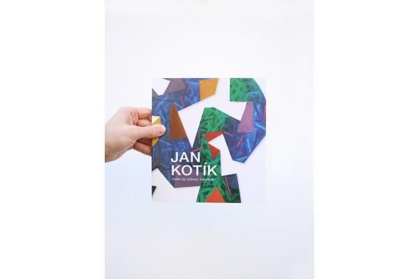 Jan Kotík / Tvary se stávají figurami – Iva Mladičová