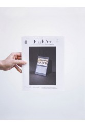 Flash Art Czech and Slovak edition No. 47/ March 2018 – May 2018