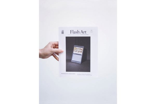 Flash Art Czech and Slovak edition No. 44/ June – August 2017