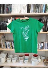 Tričko Hulk II, zelené / dítě 9-10 let – Black Fabric