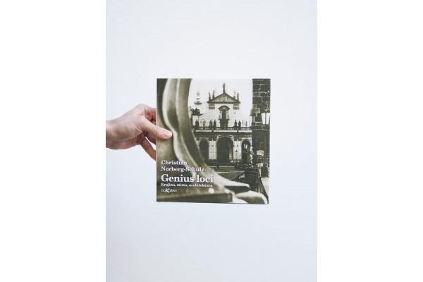 Genius loci / Krajina, místo, architektura – Christian Norberg-Schulz