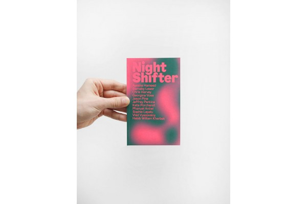 Night Shifter – Martin Kohout, Dan Meththananda (eds.)