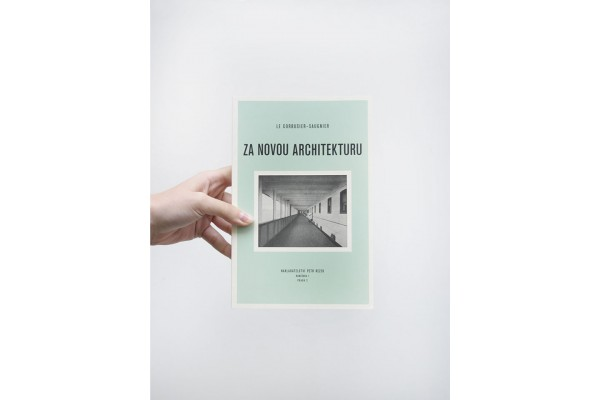 Za novou architekturu – Le Corbusier-Saugnie