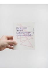 Krátké rozhovory s odpornými muži – David Foster Wallace