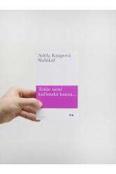 Slabikář –Adéla Knappová