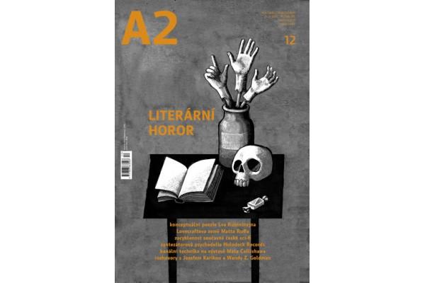 A2 – číslo 12/2018 / LITERÁRNÍ HOROR