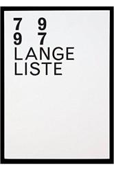 Lange Liste 79-97 – Christian Lange