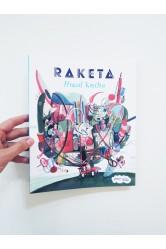 Raketa / Hravá kniha pro děti