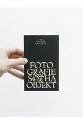 Fotografie, socha, objekt – Tomáš Dvořák